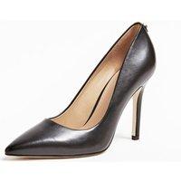 Guess Blix Leather Court Shoe