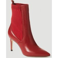 Guess Bobbijo Leather Low Boot