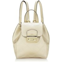 Guess Aria Quilted Pattern Mini Backpack