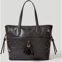 Guess Cleo Quilted Leather Shopper