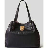 Guess Peony Leather Shopper