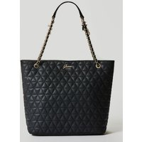 Guess Fleur Quilted-look Shopper