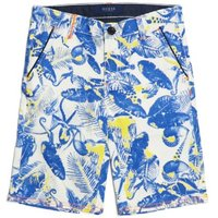 Guess Chino Shorts With Print
