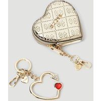 Guess Gift Box With Two Keyrings