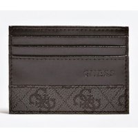 Guess Leonardo Leather Card Case