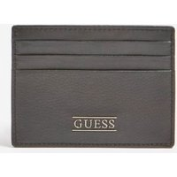 Guess New Boston Leather Card Holder