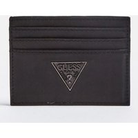 Guess Clermont Leather Card Holder