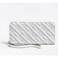 Bobbi Wallet With Logo And Stripes