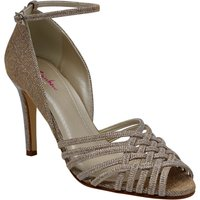 Rainbow Club Constance metallic sandal, Silverlic