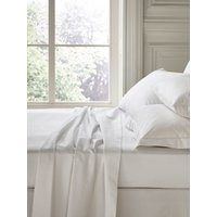 Fable Fable superking fitted sheet white, White