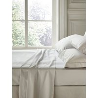 Fable Fable superking fitted sheet silver, Silver