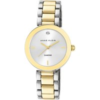 anne klein liberty watch, gold