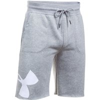 Men's Under Armour Rival Exploded Graphic Short, Grey