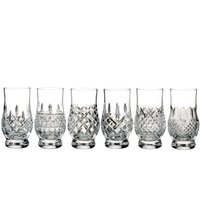 Waterford Lismore Connoisseur Footed Tumbler Set of 6