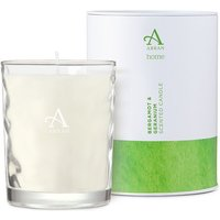 Arran Aromatics Bergamot &Geranium Candle in Tin 35cl