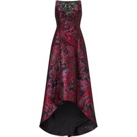 Adrianna Papell High-Low Evening Dress, Multi-Coloured
