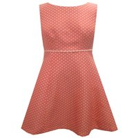 Tahari ASL Fit and Flare Dress, Multi-Coloured