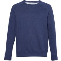 Men's French Connection Nep Speckled Sweatshirt, Blue