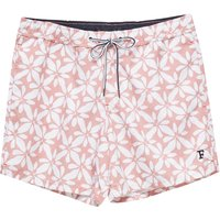 Men's French Connection Franju Floral Casual Swim, Apricot - Floral Gifts