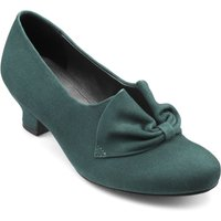 Hotter Donna Formal Shoes, Green