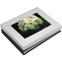 Wedgwood Vera wang infinity photo guest book 5x7in - Photo Gifts