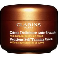 Clarins Delicious Self Tanning Cream - House Of Fraser Gifts