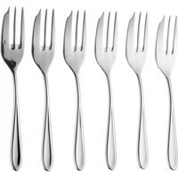 Arthur Price Sophie Conran 6 stainless steel pastry forks