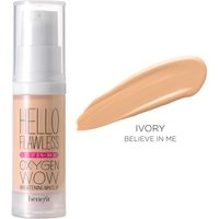Benefit Hello Flawless Oxygen Wow Liquid Foundation, Believe In Me