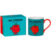 Mr Men Mr Strong Mug - Mr Men Gifts