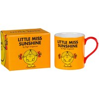 Mr Men Little Miss Sunshine Mug - Mr Men Gifts