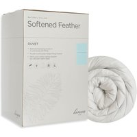 Linea Softened feather duvet 10.5 TOG
