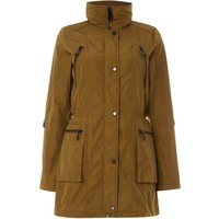 Andrew Marc VERONICA parka coat with hood, Green