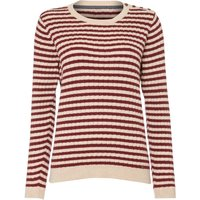 Dickins & Jones Claire Cable Knit Jumper, Multi-Coloured
