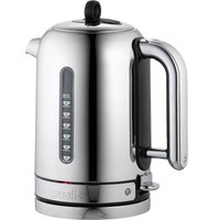 Dualit Classic 1.7L Kettle, Polished Stainless Steel