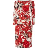 EpisodeEpisode Floral printed dress with tie, Graphic Floral Print