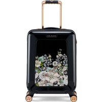 Ted Baker Gem garden 8 wheel cabin suitcase, Black