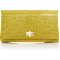 Therapy Mollie clutch, Yellow - Yellow Gifts