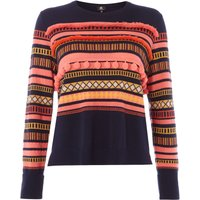 PS By Paul Smith Pom Pom Jumper, Multi-Coloured