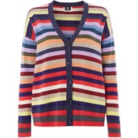 PS By Paul Smith Striped cardigan, Multi-Coloured