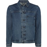 Men's Levi's Line 8 denim trucker jacket, Denim