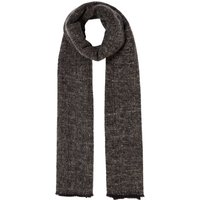 Label Lab Sarah Shimmer woven scarf, Grey