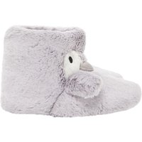 Therapy Penguin slipper boot, Grey