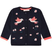 Billieblush Baby Girls Embroidered Cardigan, Blue