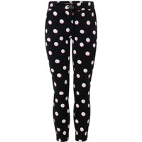 Little Marc Jacobs Girl Milano Trousers, Black