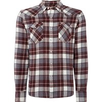 Men's Levi's Barstow Western Shirt, Red