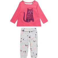 Joules Baby Girls Print Set, Pink