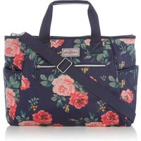 Cath Kidston Baby Antique Rose Changing Bag, Blue
