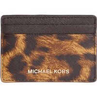 Michael Kors Money pieces card holder, Natural - Money Gifts