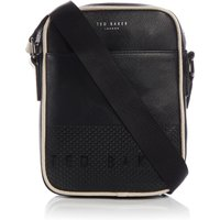 Ted Baker Aight Embossed Mini Flight Bag, Black