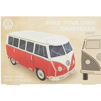 Paladone Build Your Own 3D Campervan - Build Your Own Gifts
